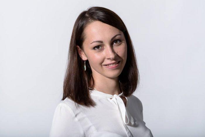 Halyna Nosulich